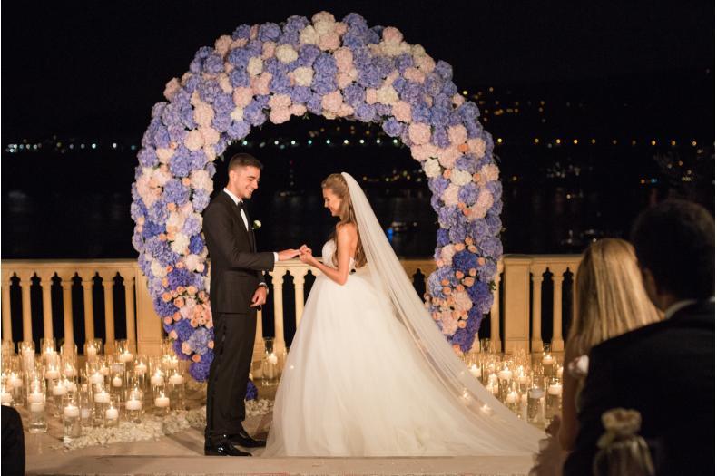 Wedding at the Villa Rothschild in Nice