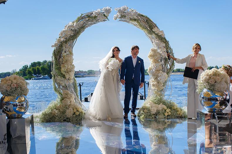 Wedding in Zafferano by Kvitkova Vanil