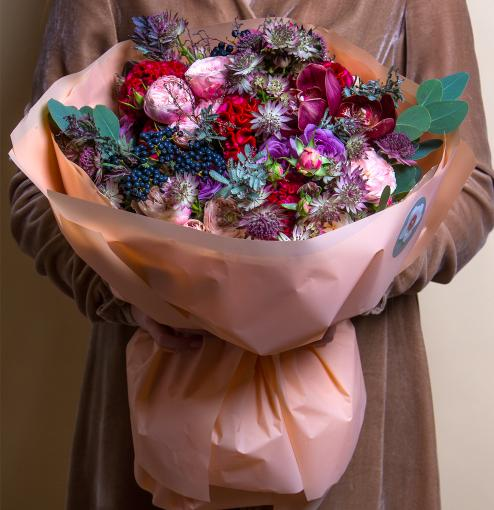 Author's bouquet  №004